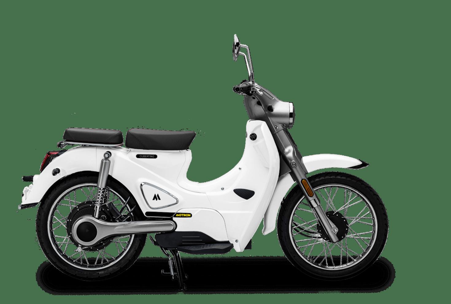 Motron Motorcycles - Cubertino