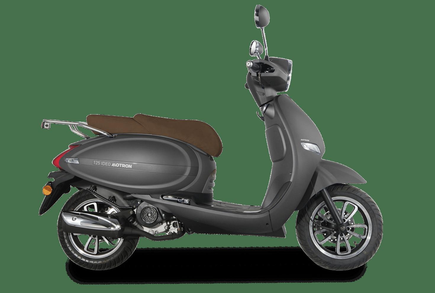 Motron Motorcycles - Ideo 125