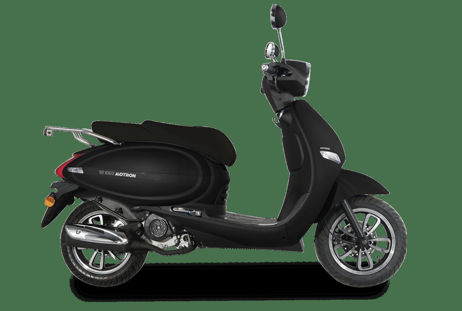 Motron Motorcycles - Ideo 50