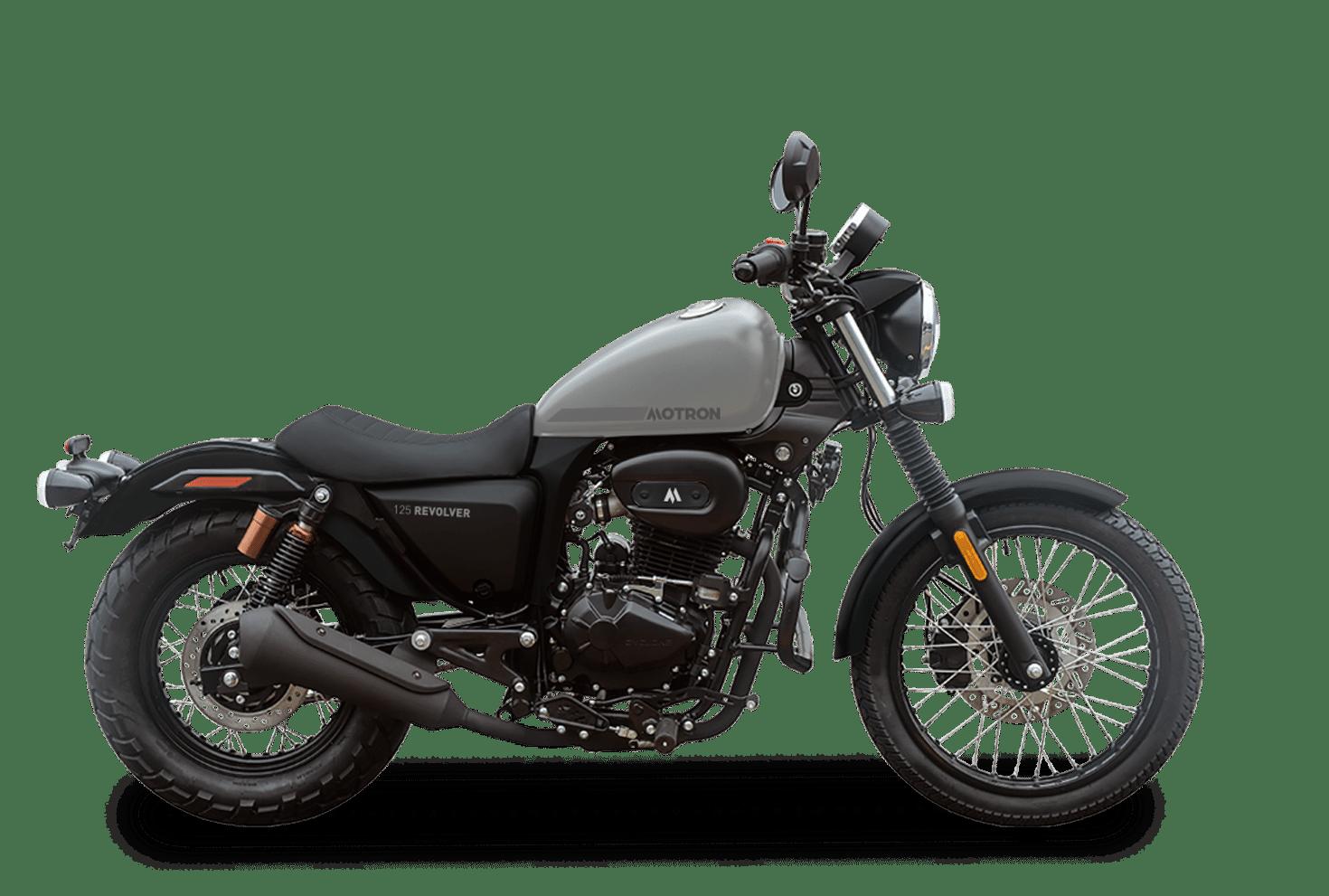 Motron Motorcycles - Revolver 125