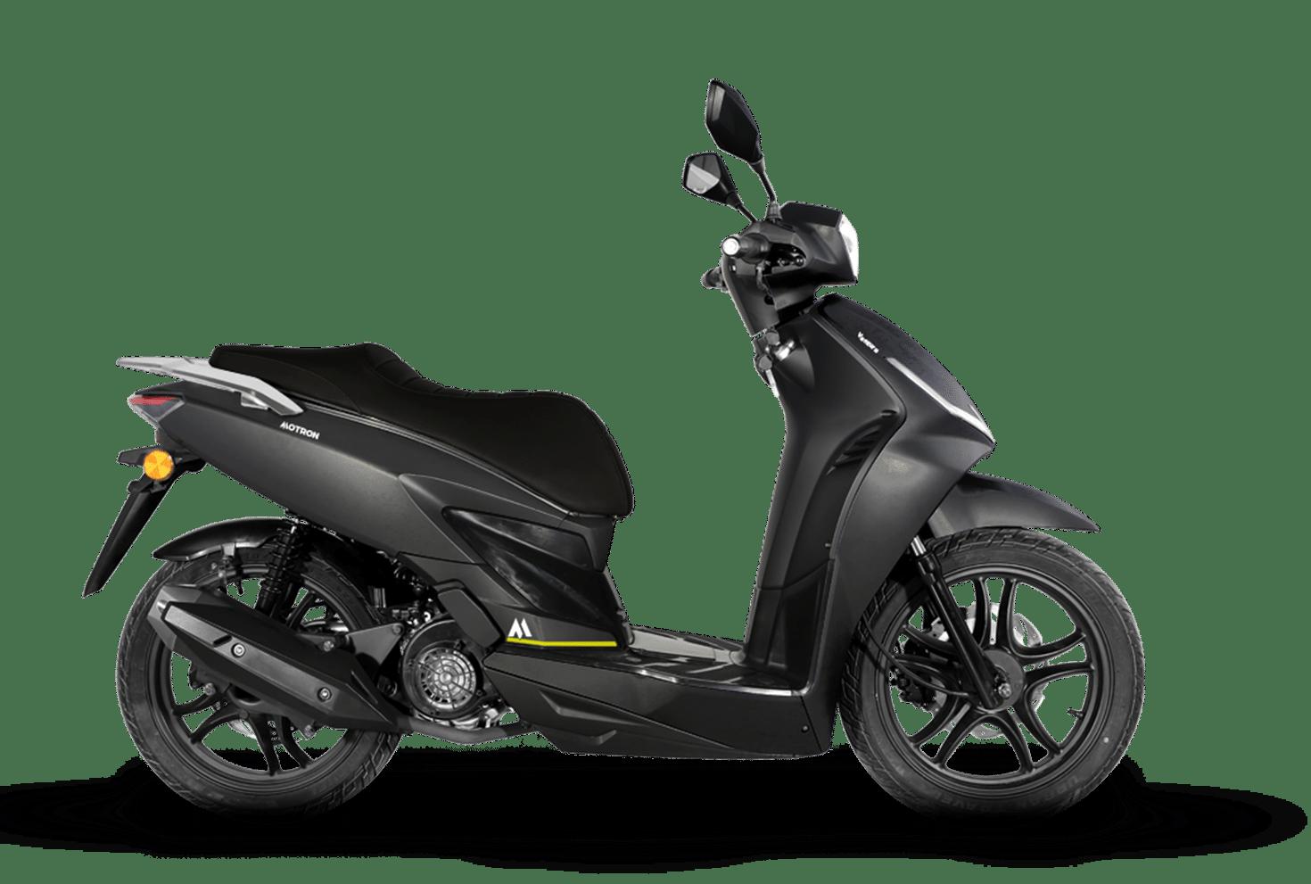 Motron Motorcycles - Ventura 125