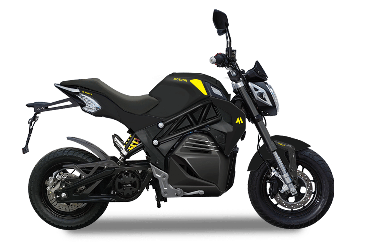 Motron Motorcycles - Vizion