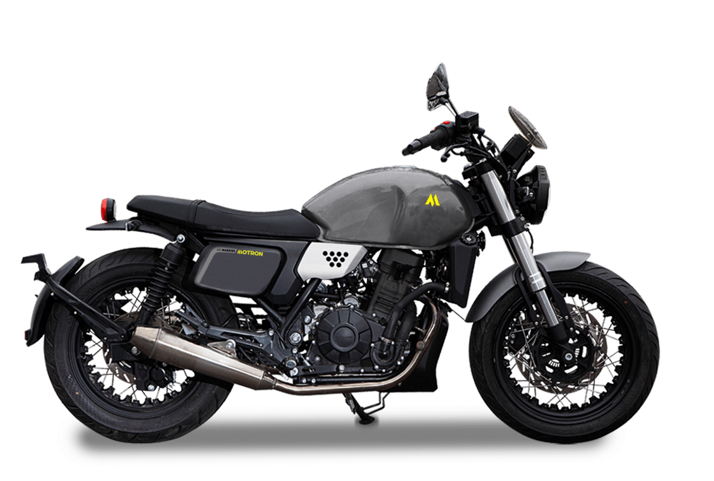 Motron Motorcycles - Warrior 400